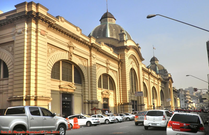 Mercado Municipal de SP | Fachadas