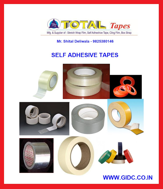 SELF ADHESIVE TAPES TOTAL TAPES