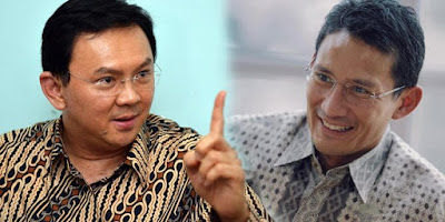 BANDAR RESMI SBOBET - Sandiaga Uno Yakin Ahok Turun Jabatan, Banyak Warga Di Luar Jakarta Menginginkan Ahok