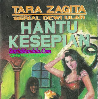 Ebook Serial Dewi Ular Hantu Kesepian