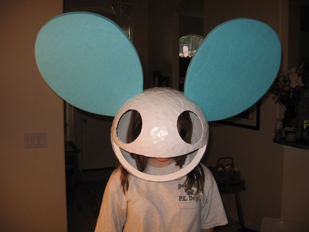 deadmau5 head inside - photo #14