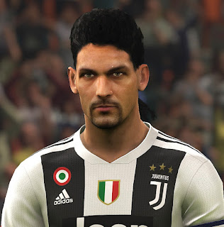 PES 2019 Faces Roberto Baggio by PES Fan Faces