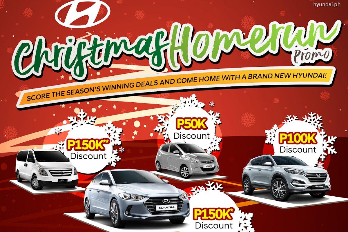 Score A Hyundai Home Run This Christmas Philippine Car
