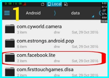 how to download videos from facebook lite on android