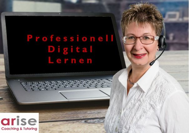 Anja Röck, arise Coaching + Tutoring - Ihre Expertin für Webinare & Blended Learning