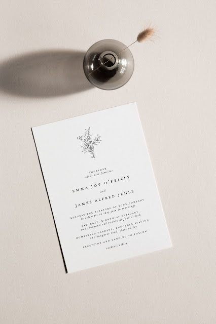 luxe wedding stationery invitations designer save the date cards menus name tags thank you