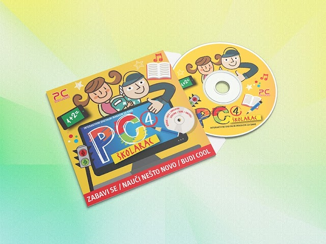 NABAVI PC ŠKOLARC 4 (CD version)!