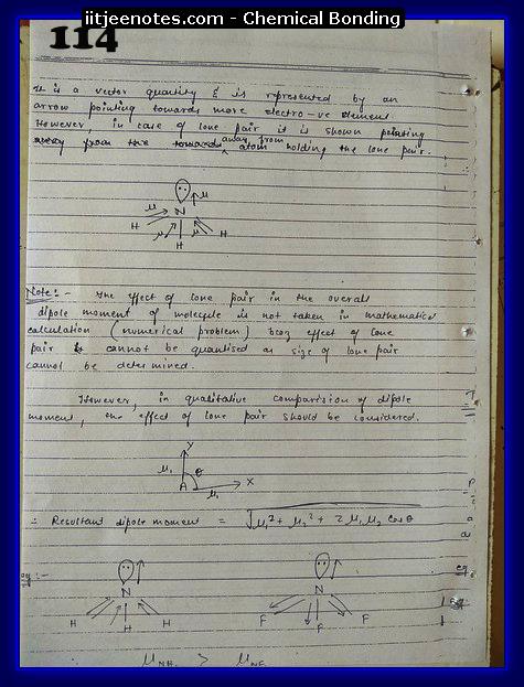 Chemical-Bonding Notes class 11-18