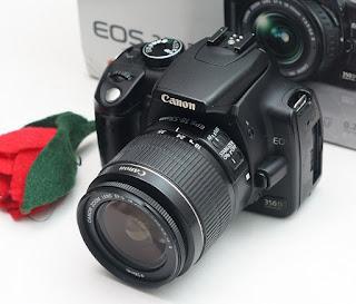 Jual Kamera DSLR Bekas Canon EOS 350D