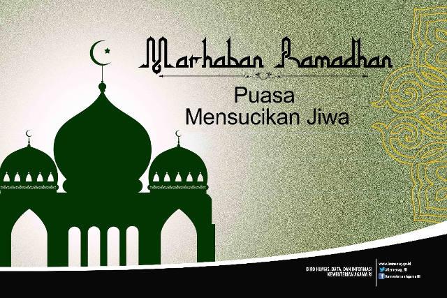 Menyambut Bulan Ramadhan 1438H