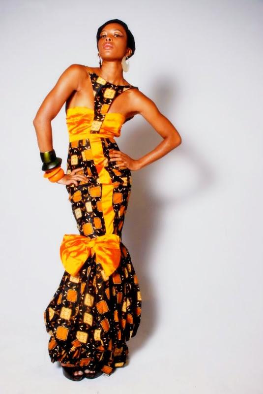 Women Clothing Ideas: African Women Clothing Attire