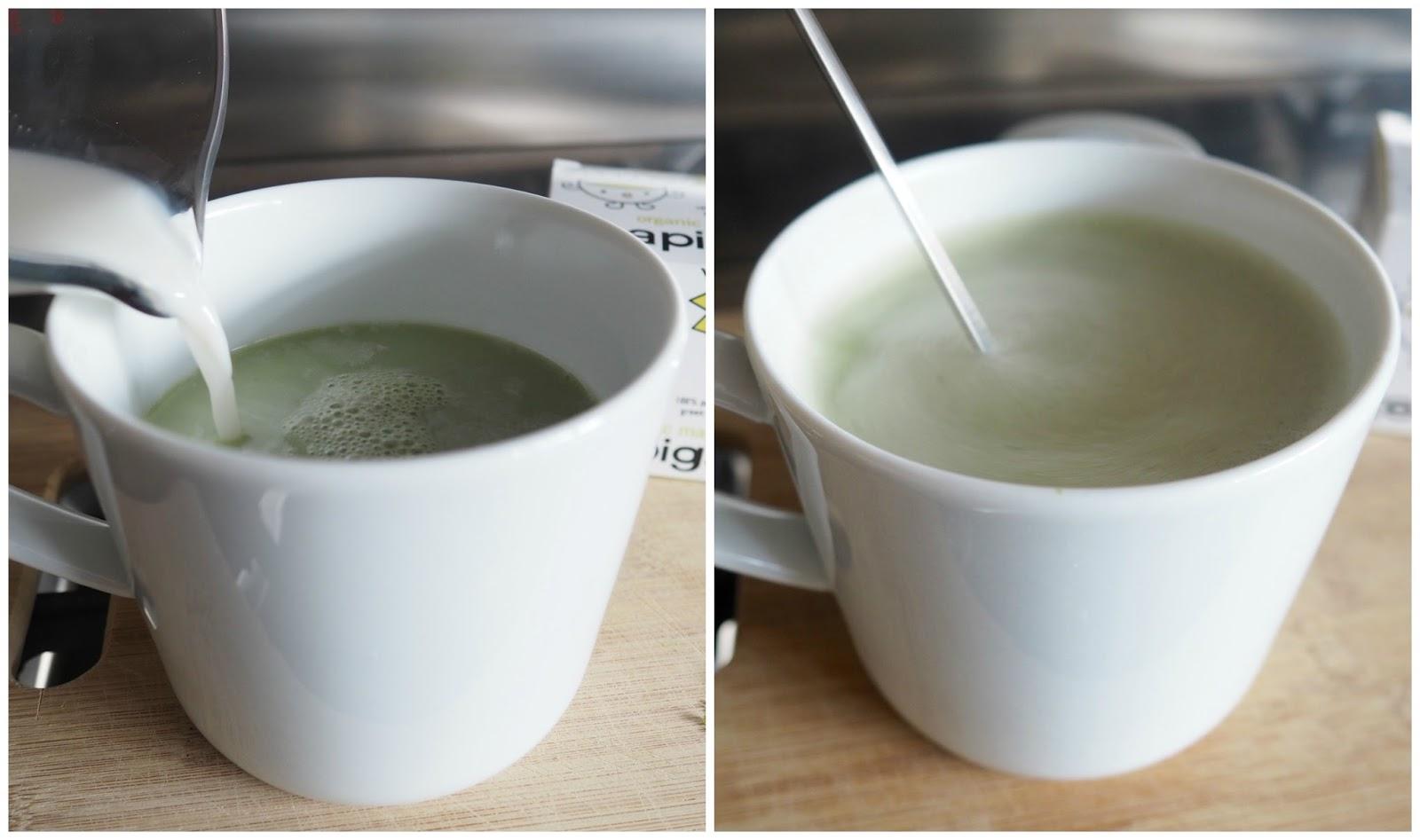 teapigs matcha green tea health