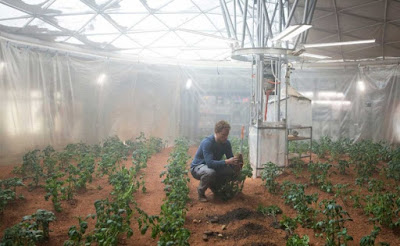 Simulazione sbarco su Marte riuscita: inizio progetto HortExtreme
