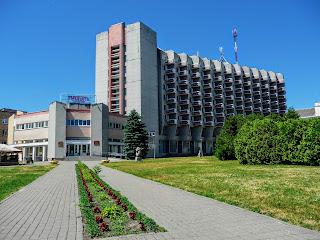 Пінськ. Готельно-розважальний комплекс «Прип'ять»