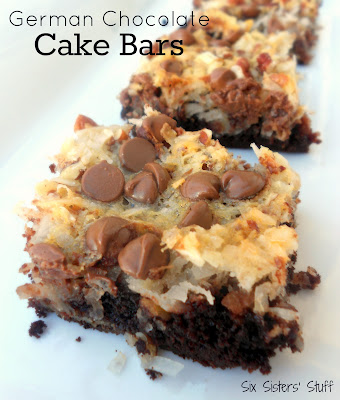 25 Favorite Bar Cookie Recipes Six Sisters Stuff Six