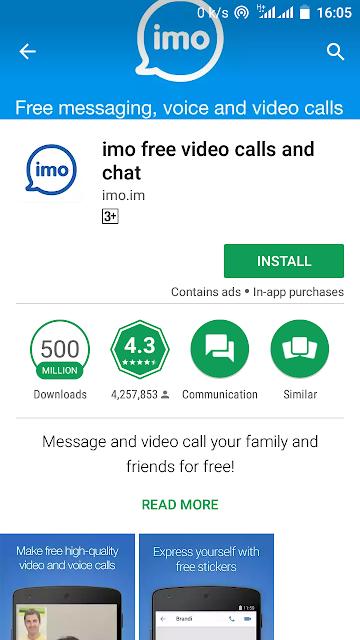 IMO_Messenger-App