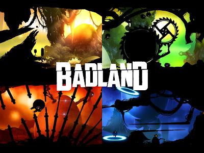 تحميل لعبة bad land للاندرويد