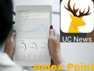 Uc news, uc news Index point, Increase index point, views, follower
