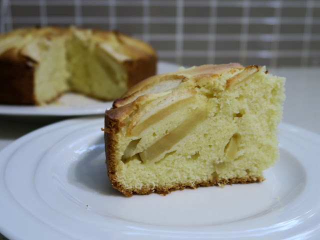 Torta di Mele apple cake | Florentine | Emiko Davies | salt sugar and i