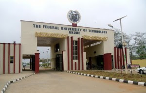 FUTA Matriculation Ceremony 2017
