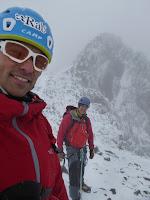 Fernando Calvo Guia de alta montaña , Zamberlan , Camp, Cassin