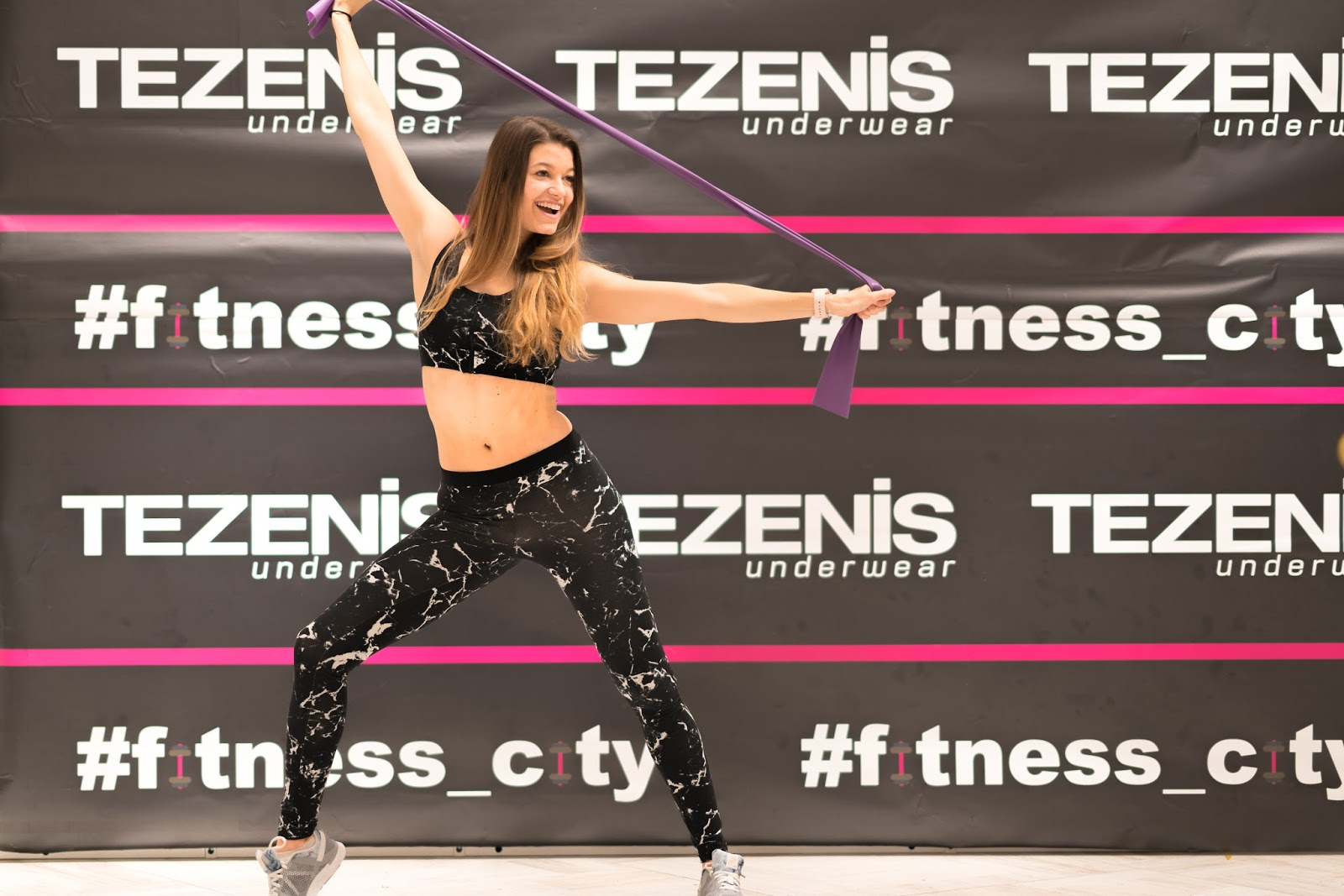 26aef79459b242 4Fitnessake and Tezenis New Activewear Launch