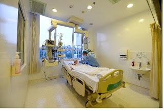 Thiết kế phòng sạch bệnh viện Phần 3