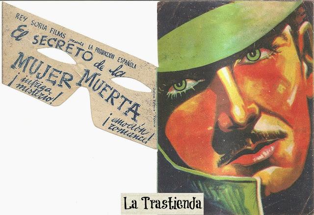 Programa de Cine - El Secreto de la Mujer Muerta - Julio Infiesta - Carmen Caballero