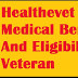 Healthevet Medical Benefits And Eligibility For Veteran