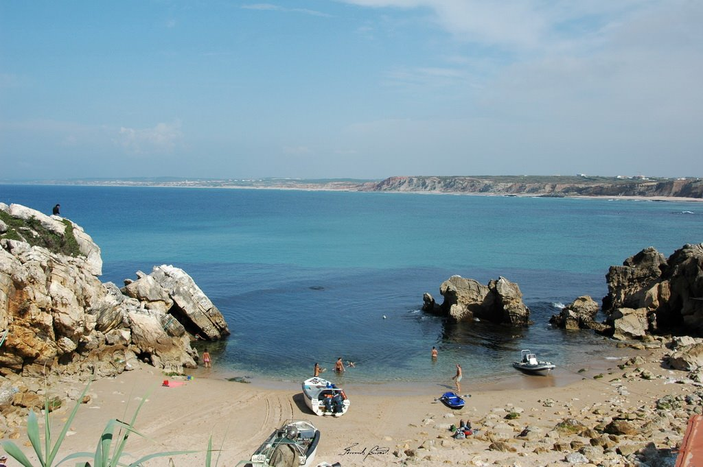Baleal beach, Silver Coast, Portugal