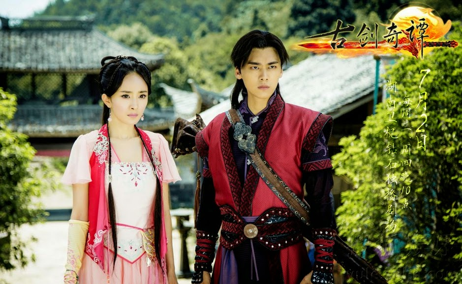 The Best Asian Dramas Chinese Drama Legend Of Ancient Sword