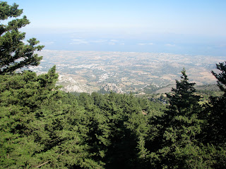 View Mount Dikaios Kos