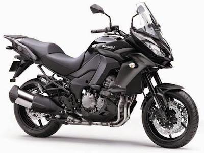 Harga Kawasaki Versys 1000