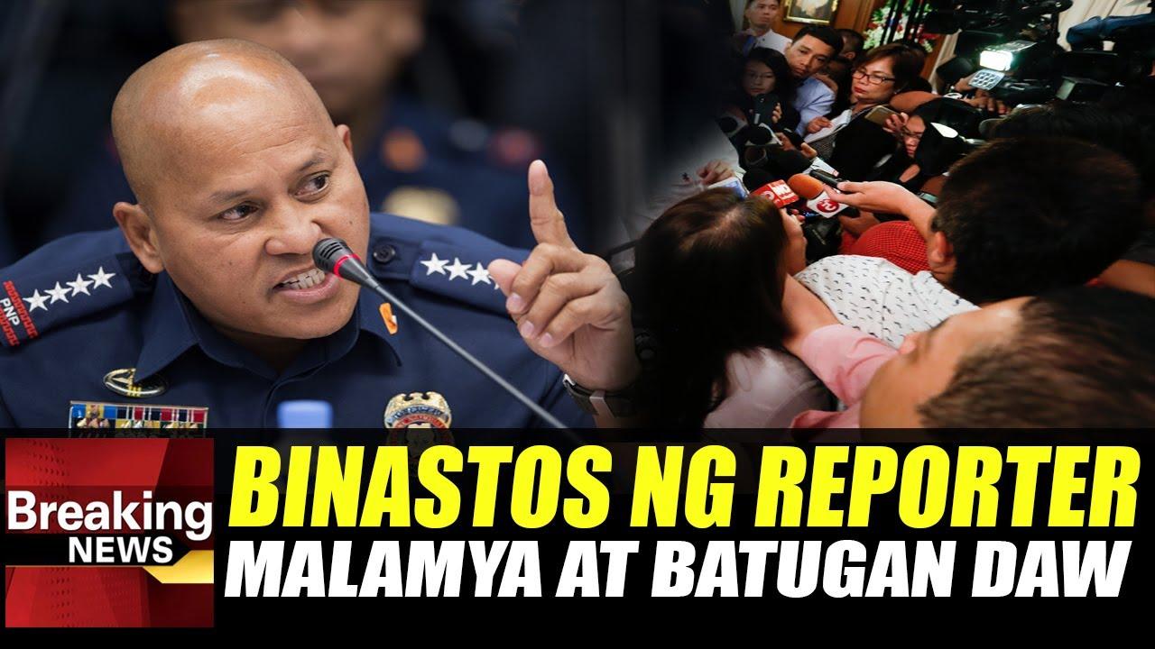 Bato Binastos Ng Media Reporter! Tinawag Na Malamya At Batugan