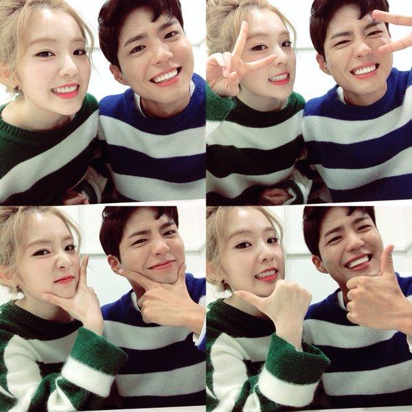 Park Bo Gum Ingin Berikan Kado Valentine Kepada Irene Red Velvet