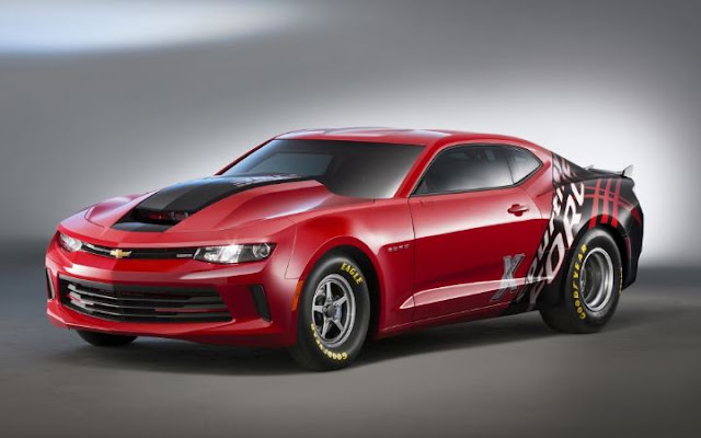 2017 Chevrolet COPO Camaro Review