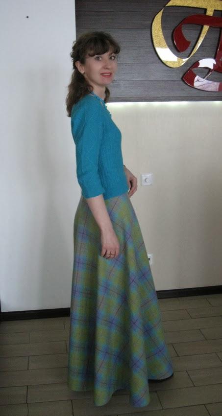 Длины должна быть юбка похода церковь