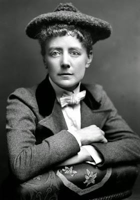Dame Ethel Smyth whose Mass in D is performed at the Barbican in November 2018