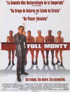 The Full Monty (Todo o nada) (1997) [Latino]
