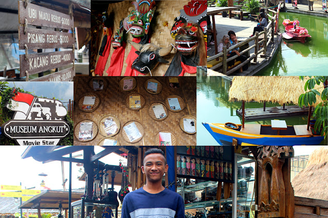 Keliling Pasar Apung Nusantara dan Museum Angkut di Kota Batu Jawa Timur