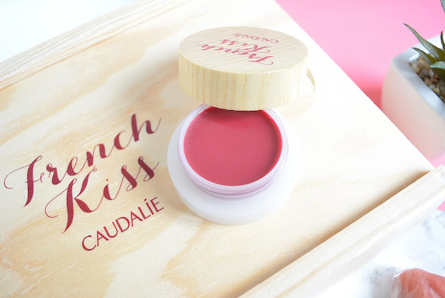 Caudalie French Kiss Tinted Lip Balm Addiction
