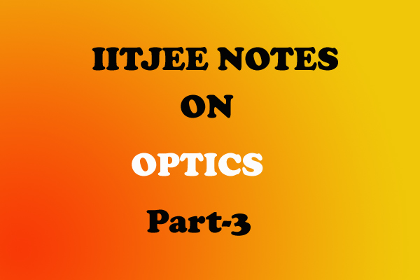 iitjee notes images