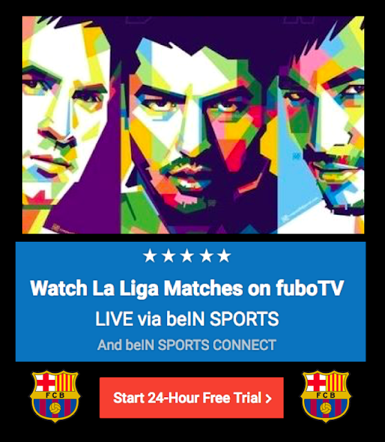Watch Barcelona LIVE