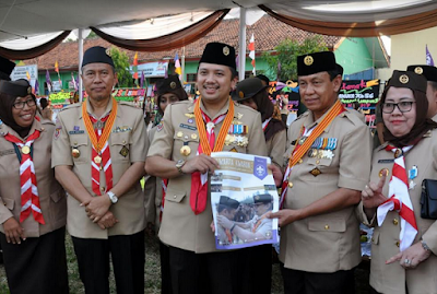 Pemprov Lampung Bangun 55 Hektar Lahan Bumi Perkemahan Pramuka