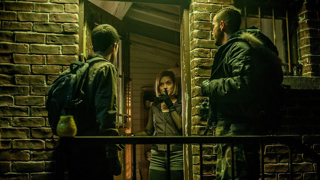 Dylan Minnette, Jane Levy, Daniel Zovatto - Don't Breathe (2016)