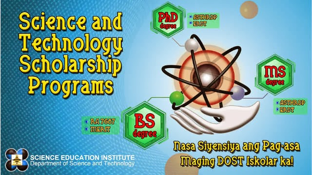 September 2014 DOST Scholarship Exam for AY 2015-2016 | requirements, form and deadline of application