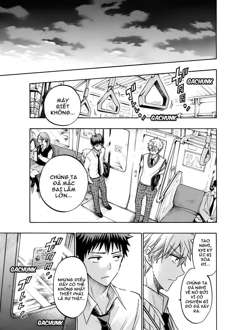 Yamada-kun to 7-nin no majo chap 209 Trang 19 - Mangak.info