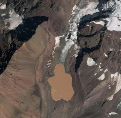 Glaciar El Morado