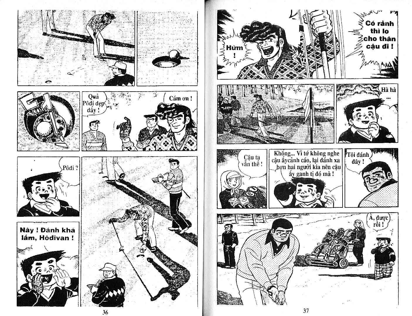 Ashita Tenki ni Naare chapter 28 trang 17
