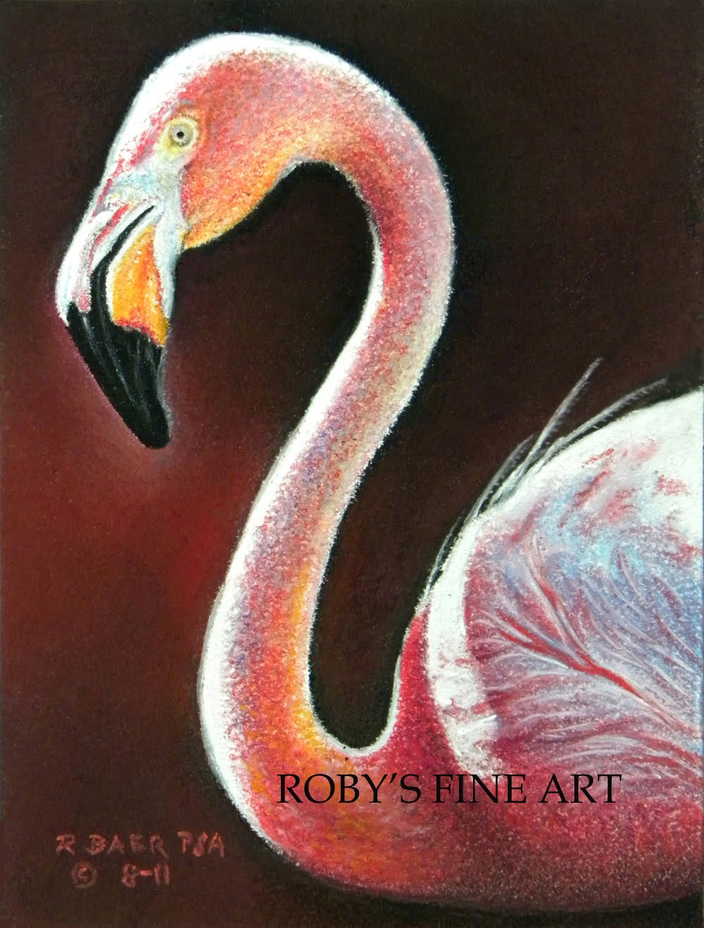 Pastel Paintings By Roberta Quot Roby Quot Baer Psa